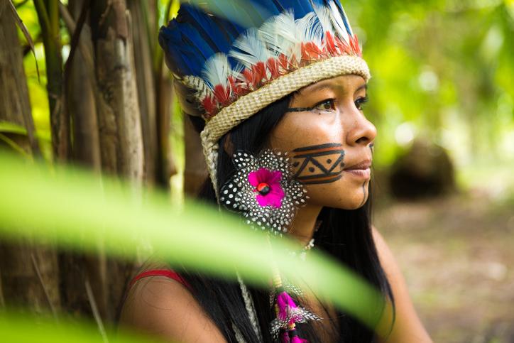 Moda indígena em 2021