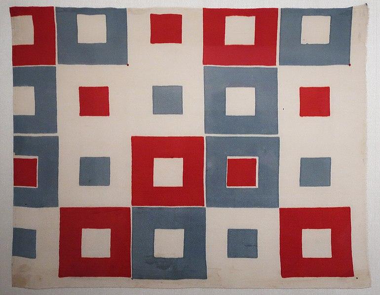 770px-Sonia_Delaunay._Taffeta_with_Geometric_Design._1924._Lyon-_Mus-e_des_Tissus-_MTMAD._MT_33718